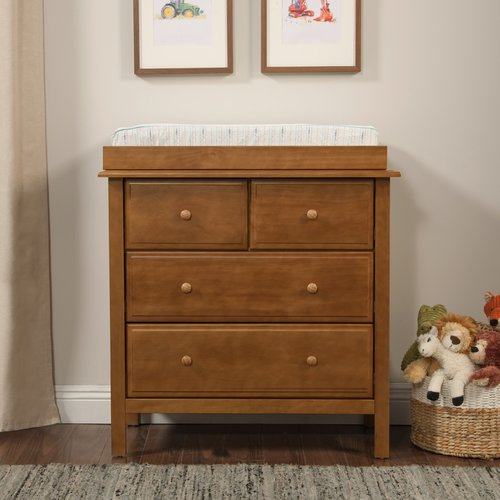 DaVinci Autumn 4-Drawer Dresser