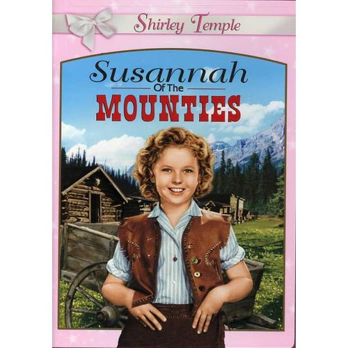 Shirley Temple Collection, Vol. 12: Susannah Of The Mounties (Full Frame)