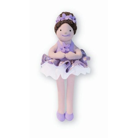 - Alfred Music for Little Mozarts Plush Toy -- Nina Ballerina (Level 3-4)