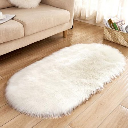 Awe Inspiring 60 120Cm Imitated Wool Oval Living Room Carpet Nursery Rug Download Free Architecture Designs Embacsunscenecom