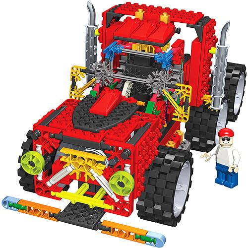 Lego K'nex Road Rigs Assortment