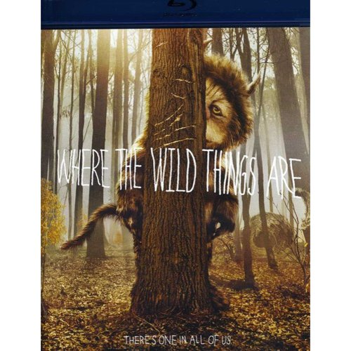Where The Wild Things Are (Blu-ray) (Widescreen)