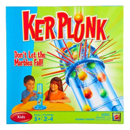 Ker Plunk! Marbles Classic Game for 2-4 Players Ages (Classic Mobile Phone Games)