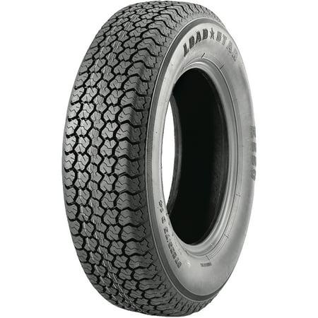Loadstar Kenda ST205/75D14 Bias Trailer Tire