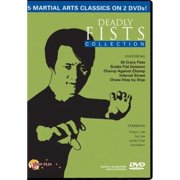 DEADLY FISTS COLLECTION (DVD) (2DISCS) NLA (DVD)