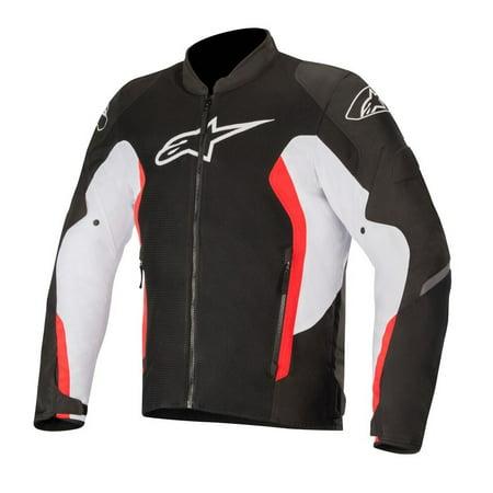 Alpinestars 2019 Viper v2 Air Mesh Jacket - Black/White/Red -