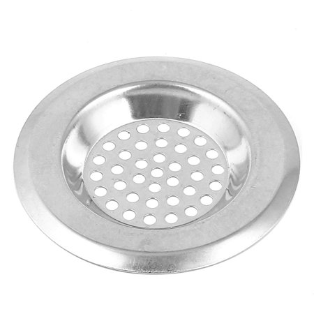 (Bathroom Kitchen Stainless Steel Sink Strainer Floor Drain Stopper 2.6