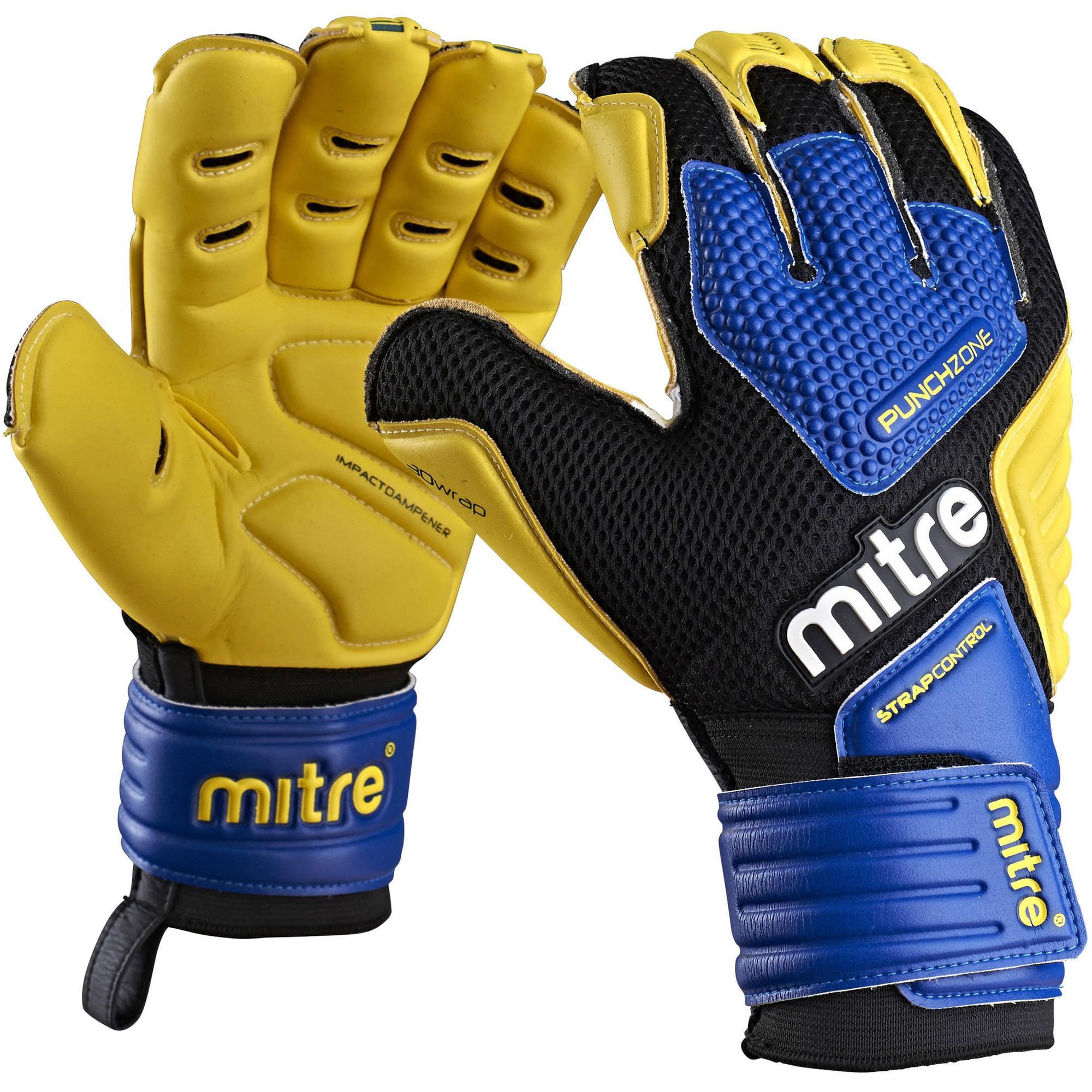 Mitre BRZ Pro Goalie Glove #11