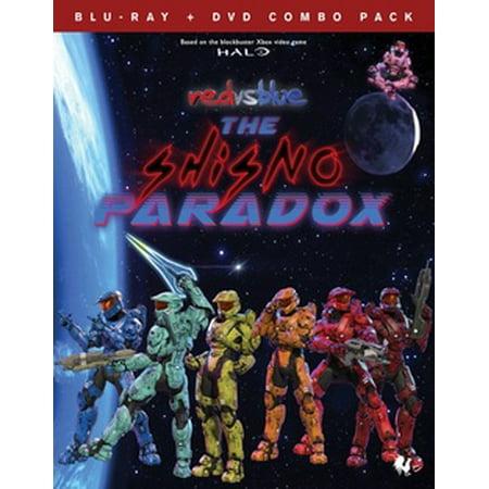 Red vs. Blue: The Shisno Paradox (Blu-ray)
