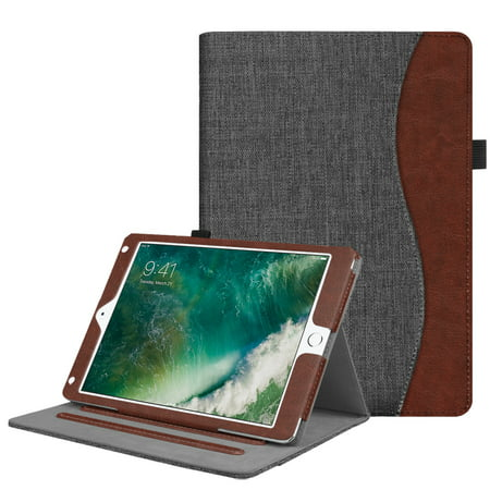 Fintie Multi-Angle Viewing Case Cover for iPad 9.7 6th / 5th Gen 2018 2017, iPad Air (Best Ipad Air Case)