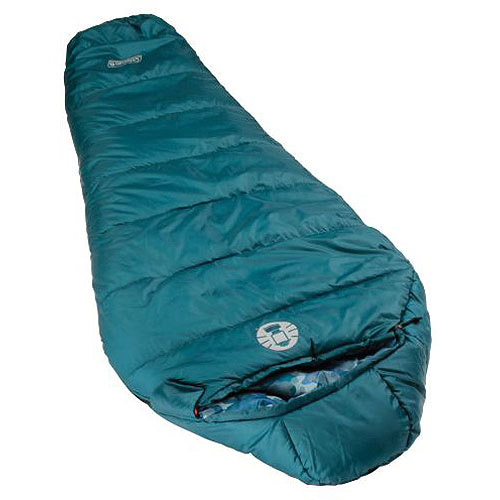 Coleman Youth Boys Mummy Sleeping Bag by COLEMAN