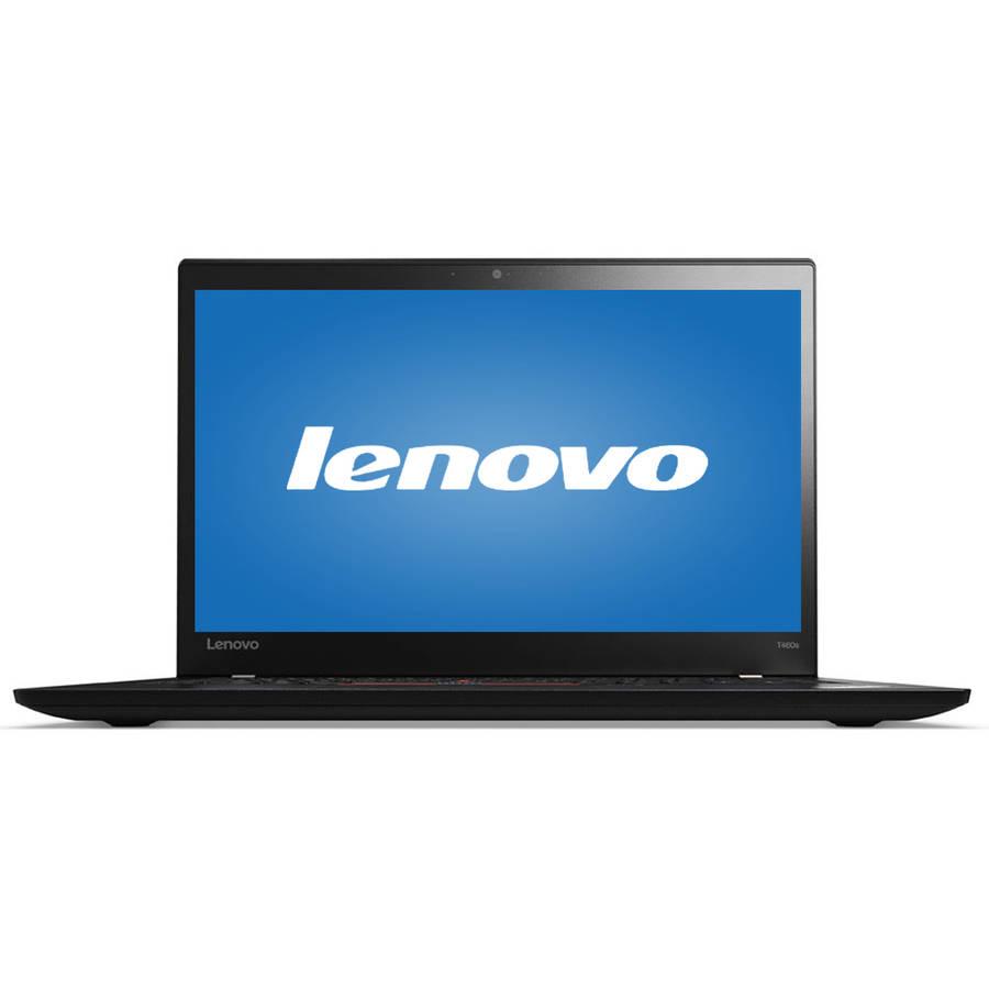 "NEW - New Lenovo T460s 20FAX50100 14"" Touch Laptop Intel i5-6200U 2.3GHz 8GB 240GB WN7"