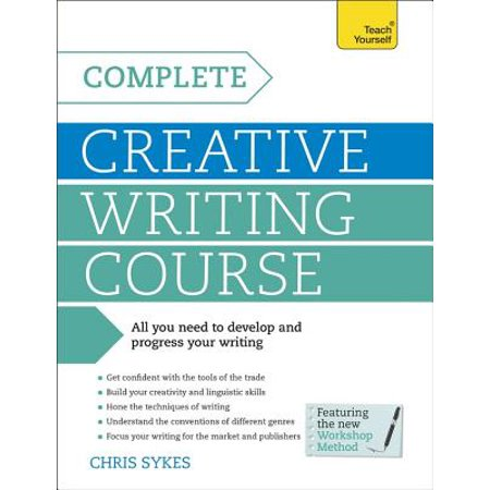 Complete Creative Writing Course](Creative Writing For Halloween)