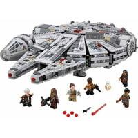 LEGO Star Wars Millennium Falcon Building Kit (75105)