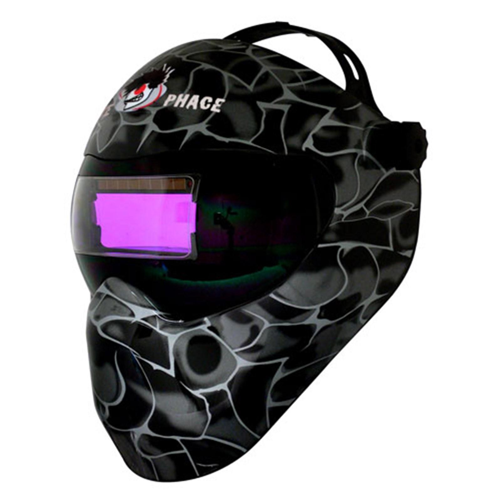 Save Phace 3010059 Asp EFP Gen X Series Welding Helmet, Black