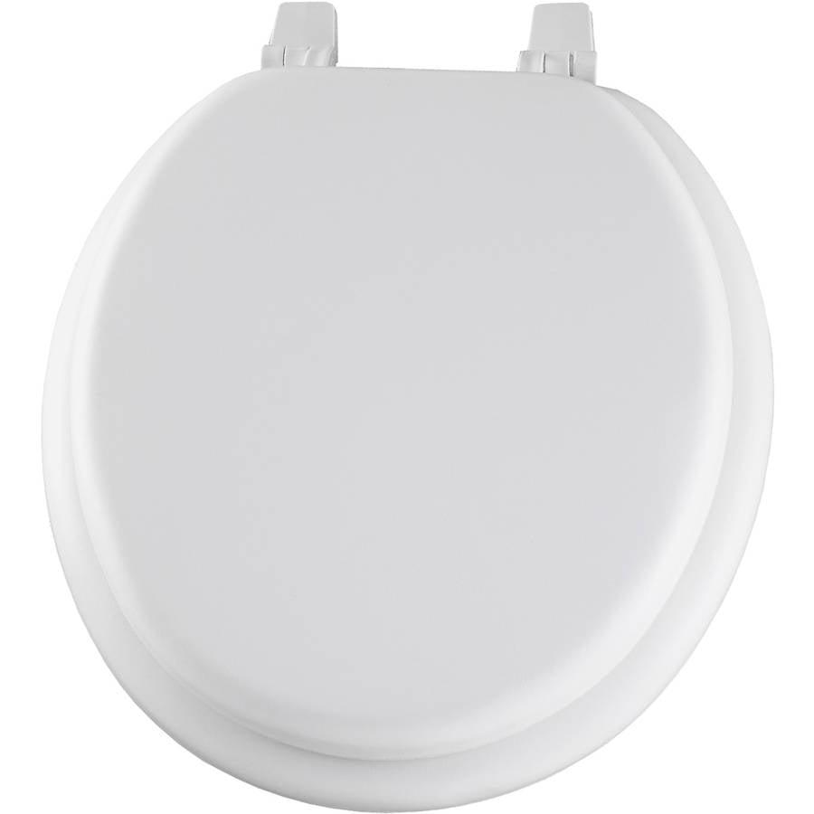 Mayfair Basic Soft Toilet Seat by Bemis Mfg-div Of Mayfair