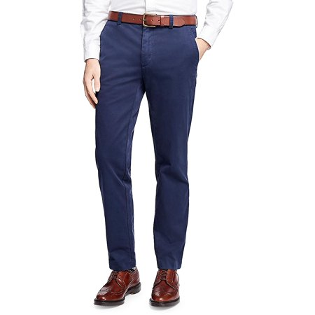 Classic-Fit Chino Pants
