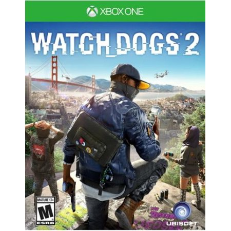 Watch Dogs 2 (Replen), Ubisoft, Xbox One, 887256022792