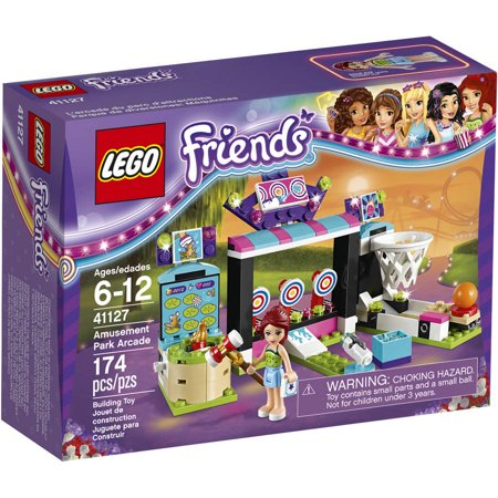 LEGO Friends Amusement Park Arcade -