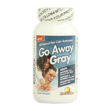 - Go Away Gray 60 Count - New Improved Formula