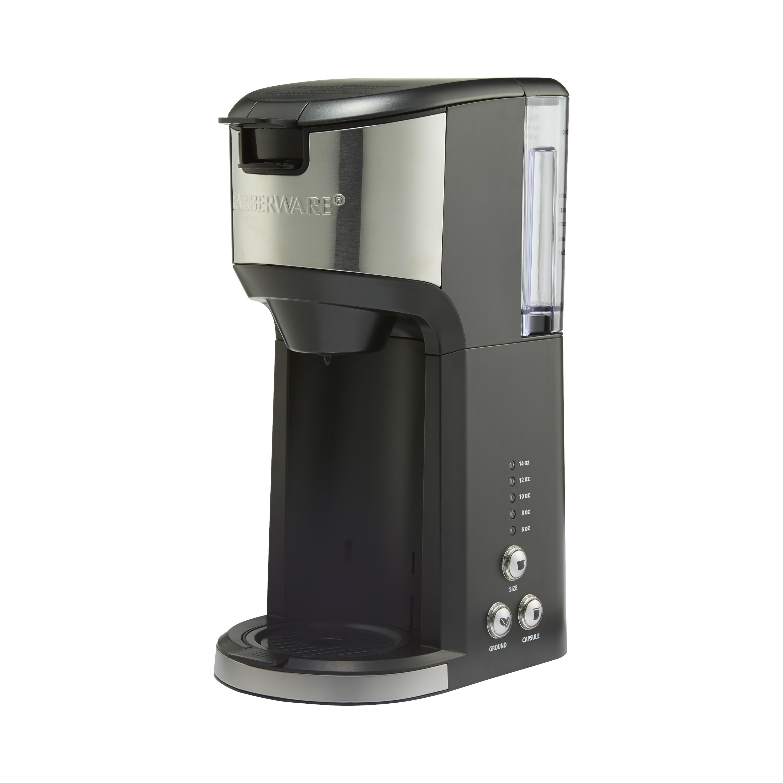 Farberware Single Serve K Cup Brew Coffee Maker