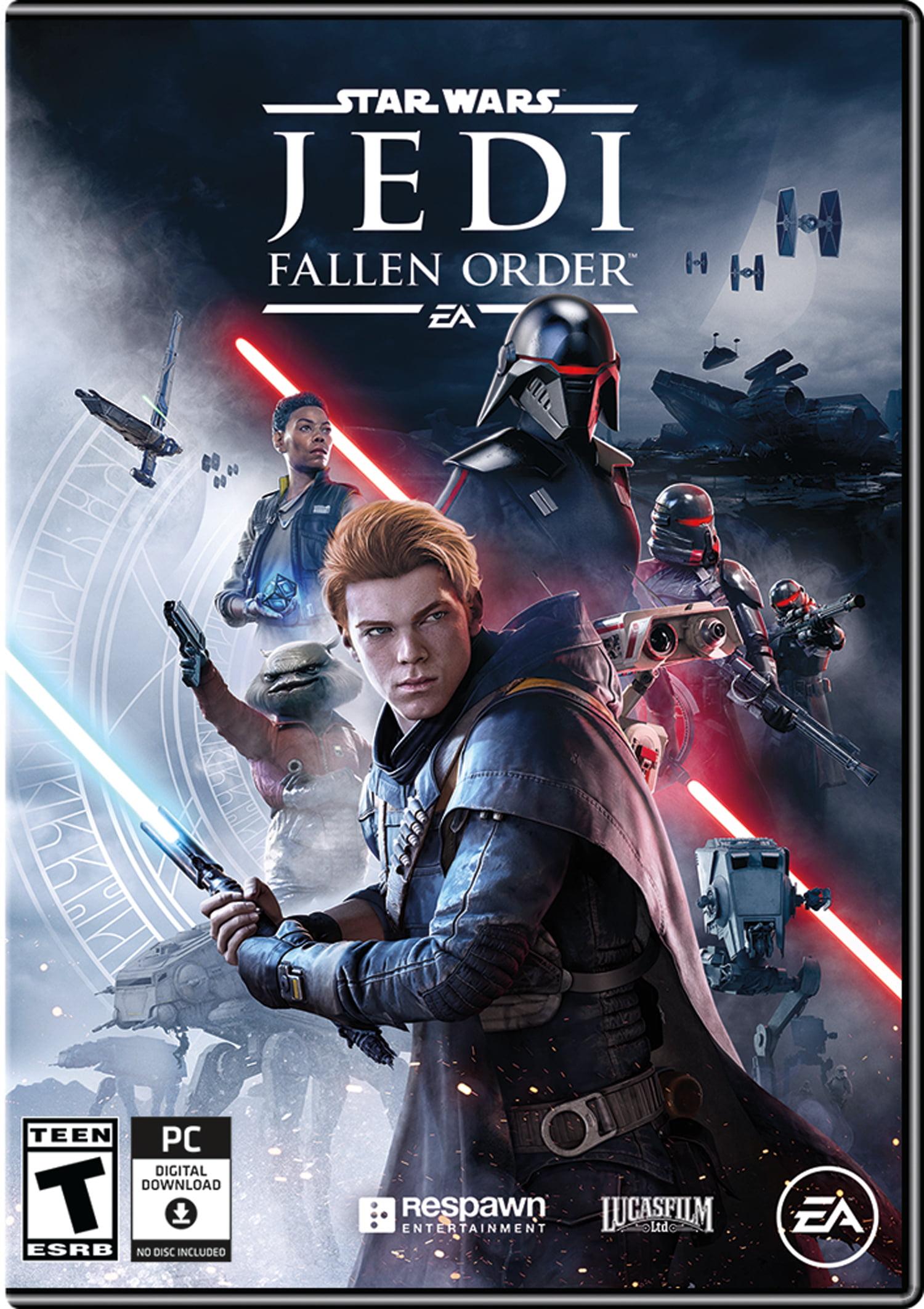Star Wars Jedi: Fallen Order, Electronic Arts, PC, 014633373073