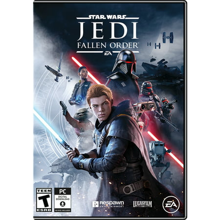 Star Wars Jedi: Fallen Order, Electronic Arts, PC, 014633373073
