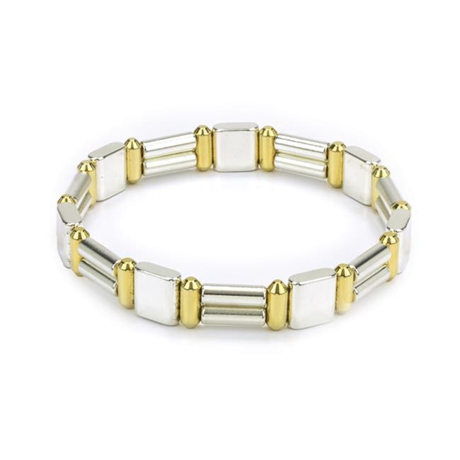 L Michaels Jewelry BM3080SGS Neodymium Magnetic Bracelet