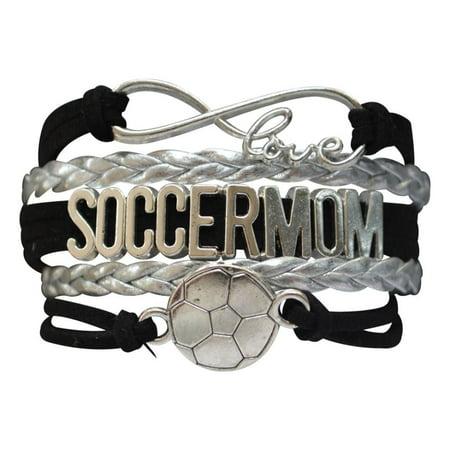 Soccer Mom Infinity Bracelet (World Soccer Bracelet)