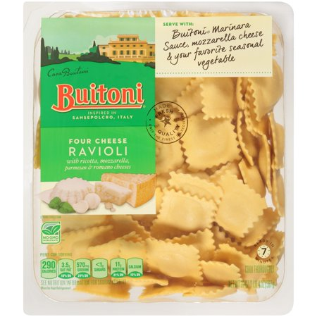 Buitoni All Natural Four Cheese Ravioli 20 oz