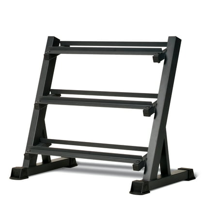 Marcy Apex 3-Tier Dumbbell Rack: DBR-86