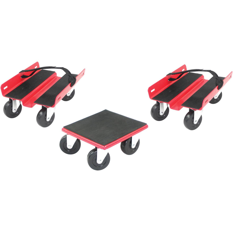 Trailer Extreme Max Power Wheels Driveable Snowmobile Dollies Shop