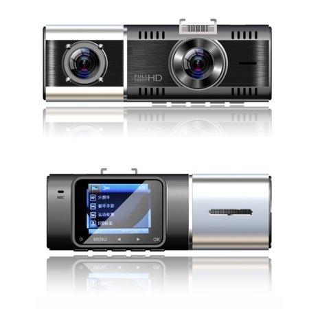 "1.5"" IPS Screen Touch Screen 1080p Car Recorder Camera , G-Sensor Dashboard Camera, Parking Monitor, HDR Night Vision, Motion Detection, Loop Recording - image 1 of 11"