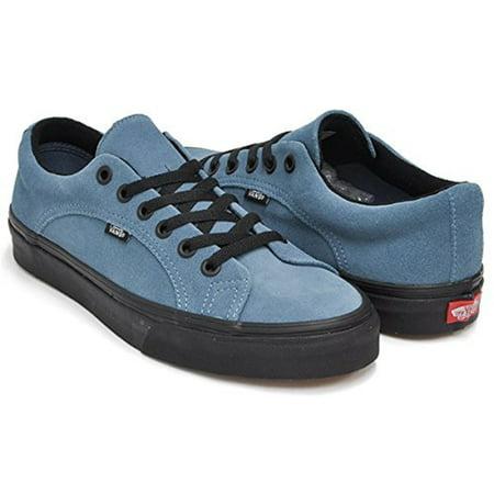 Vans Lampin Suede Blue Mirage Men's Classic Skate Shoes Size