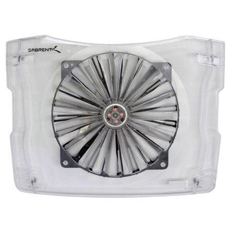 - Sabrent Notebook USB Powered Cooler Pad with Large 230mm Fan FAN-V868