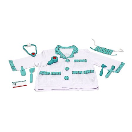 ROLE PLAY DOCTOR COSTUME SET - Role Playing Costumes