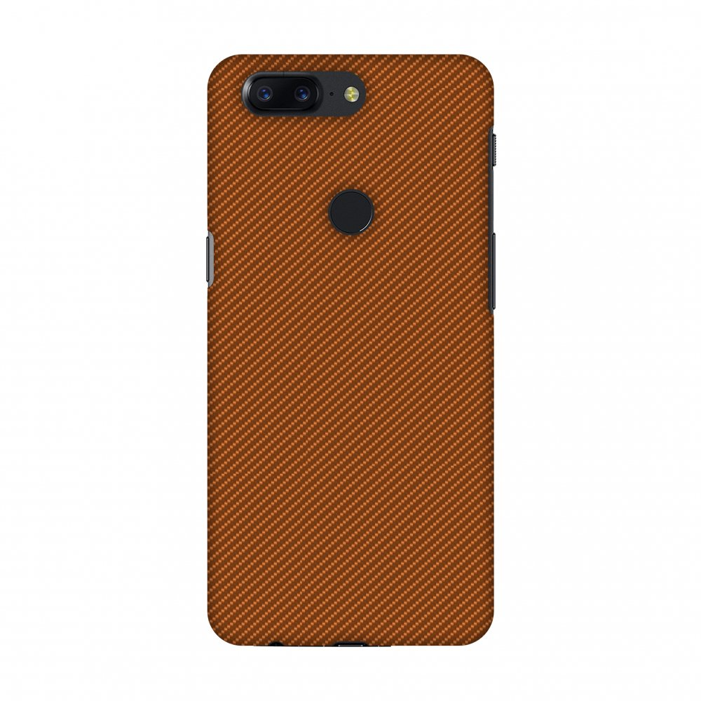 OnePlus 5T Case, Premium Handcrafted Designer Hard Shell Snap On Case Shockproof Printed Back Cover with Screen Cleaning Kit for OnePlus 5T ,Slim, Protective-Autumn Maple Texture