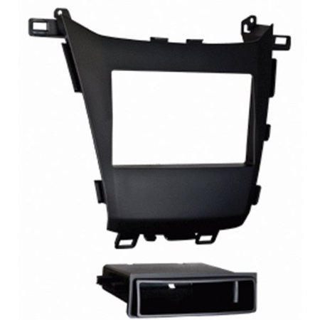 - Metra 99-7880B Honda Odyssey 2011-up Accs Single And Double Din Dash Kit