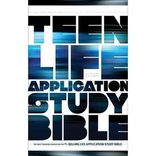 Teen Life Application Study Bible: New Living Translation