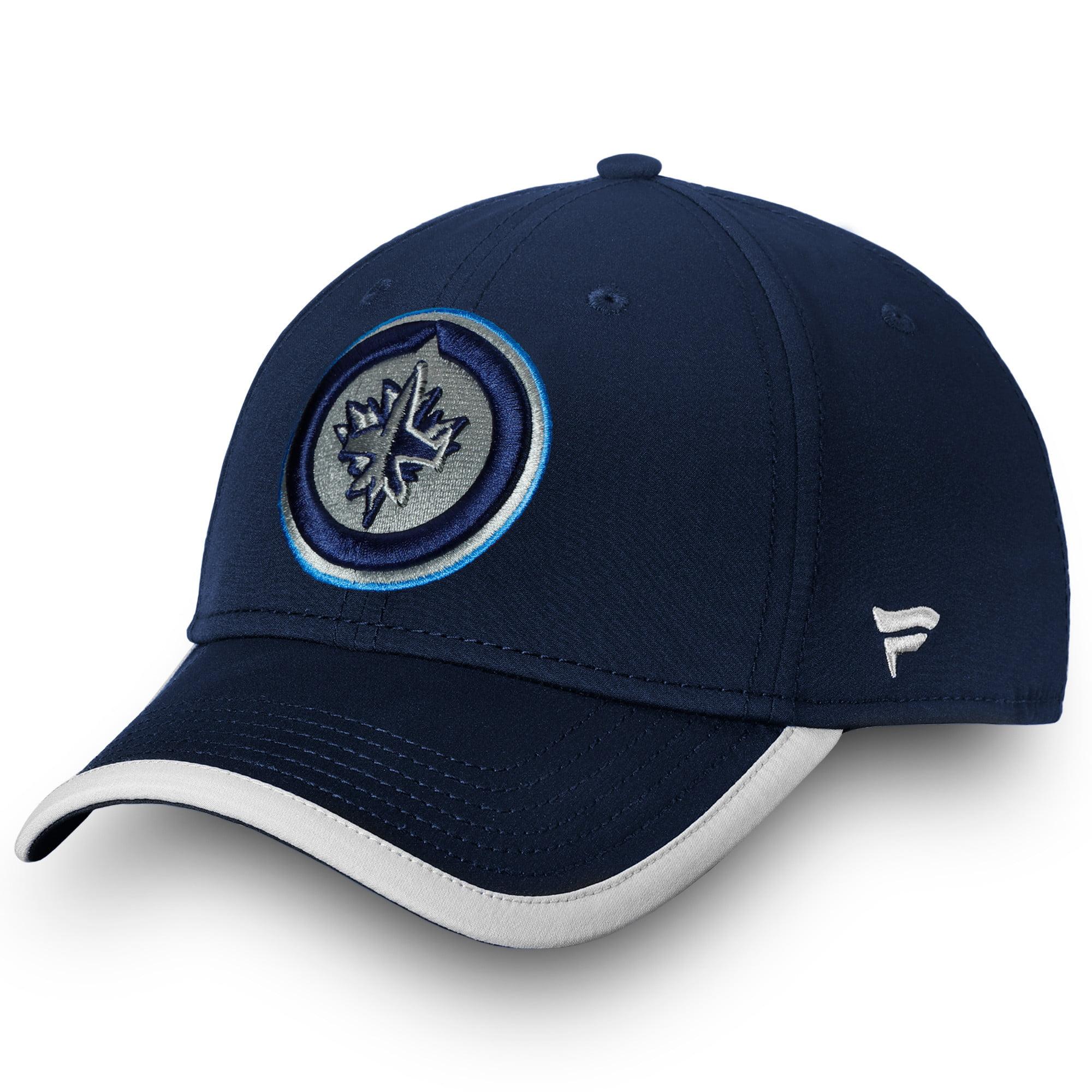 Winnipeg Jets Fanatics Branded Authentic Pro Clutch Speed Flex Hat - Navy