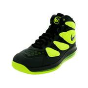 nike [630924-001] mens air max sq uptempo zm mens sneakers nikeanthracite/anthracite-volt-blkm