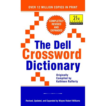 - The Dell Crossword Dictionary : Completely Revised and Expanded