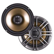 "Polk Audio DB651 Polk 6.5"" Coaxial Speakers Silver"