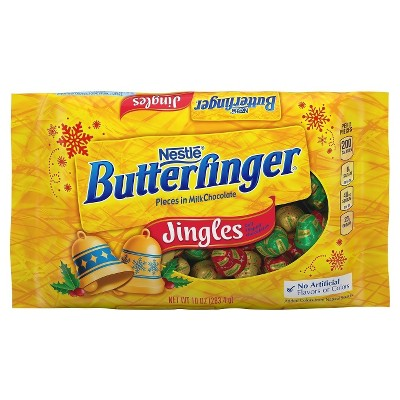 Butterfinger Christmas Jingles Packaged Chocolate 10oz