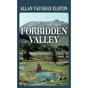 Forbidden Valley (Hardcover)(Large Print)
