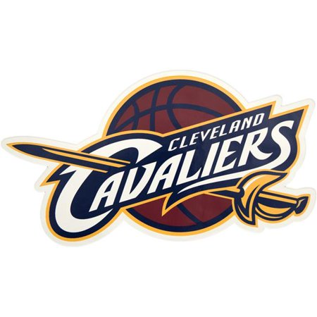 Applied Icon Nbop0601 12 In  Nba Cleveland Cavaliers Outdoor Small Primary Mark Logo Graphic Decal  Wine