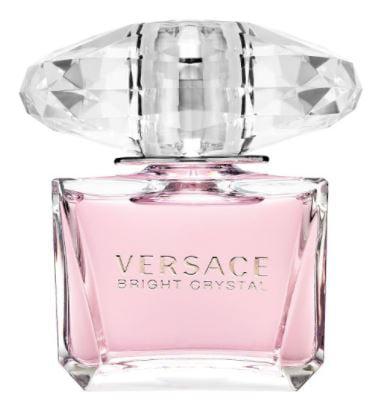 Versace Bright Crystal for Women, EDT Spray 3 Oz