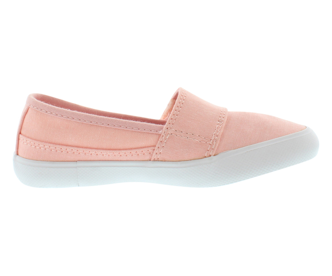 Lacoste Marice Seg 2 Slip-On Preschool Girl's Shoes