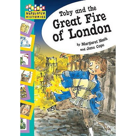 Toby and the Great Fire of London (Toby And The Great Fire Of London Story)