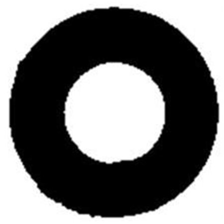 Morris Products 37936 4 In. Round Gasket - image 1 of 1